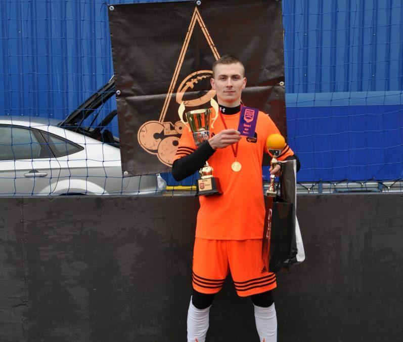 Finał I sezonu Warszawskiej Ligi Flagówki