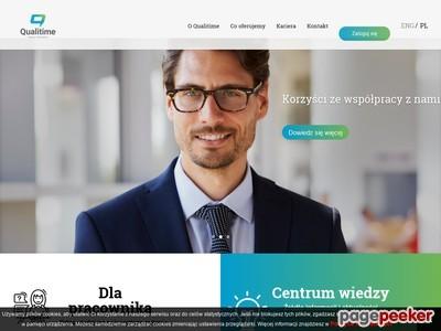 Qualitime.pl – kontrola zwolnienia lekarskiego