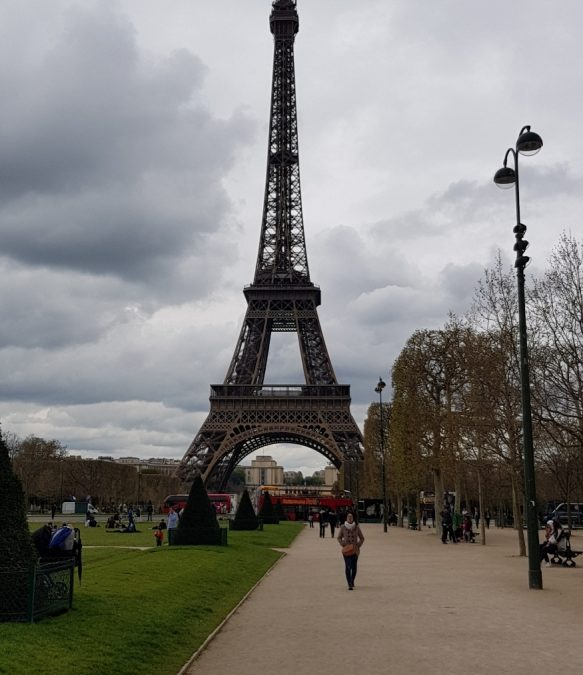 PandaTV w Paryżu