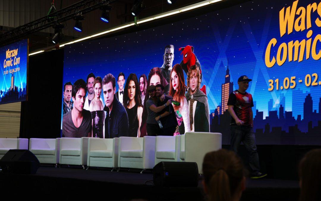 PandaTV na ComicCon 2019
